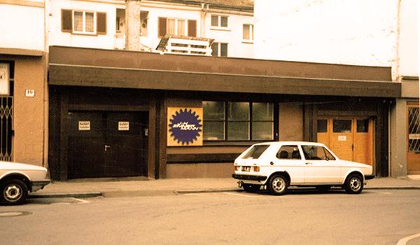 Zimm storia 1977