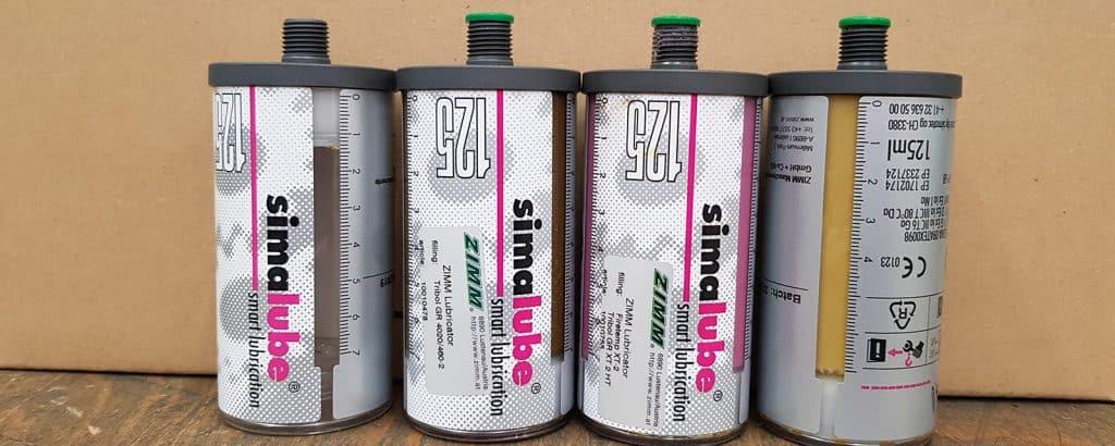 ZIMM | Durabilità attraverso una buona lubrificazione