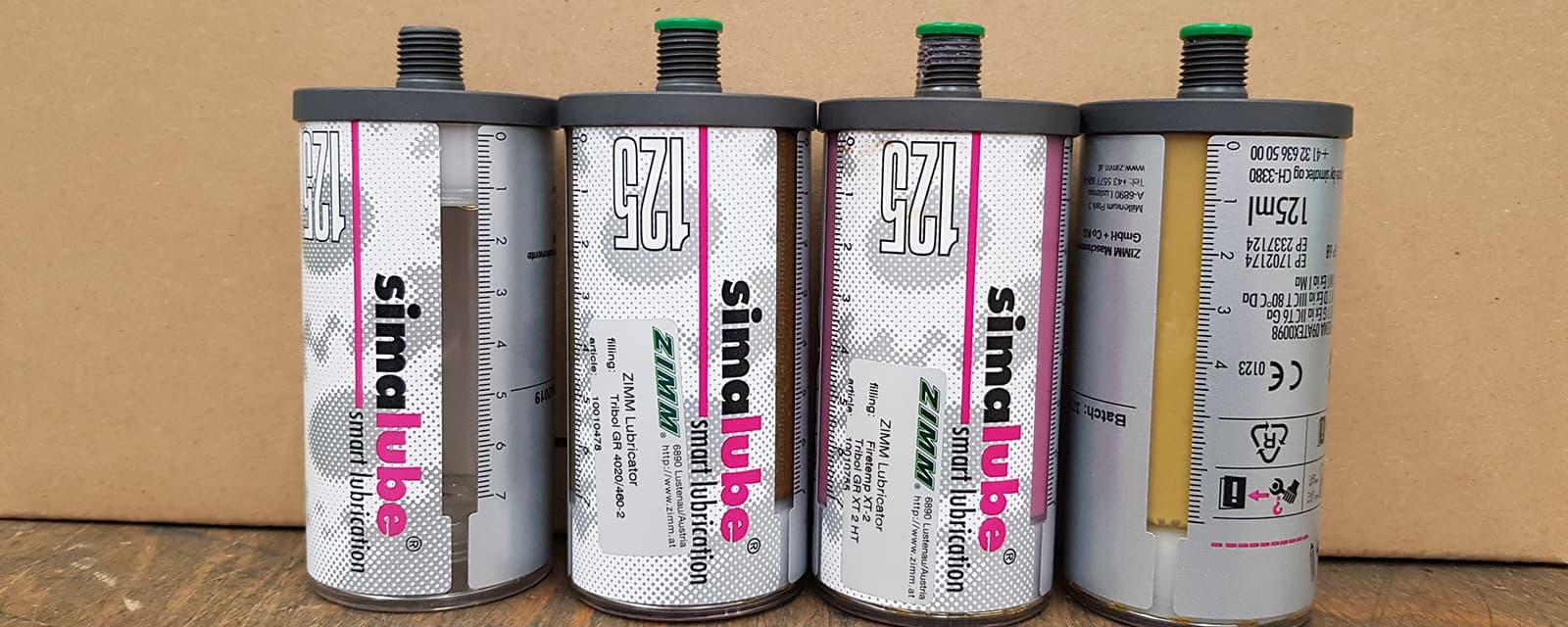 Durabilità attraverso una buona lubrificazione