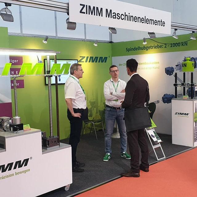 ZIMM era presente a LogiMAT 2019