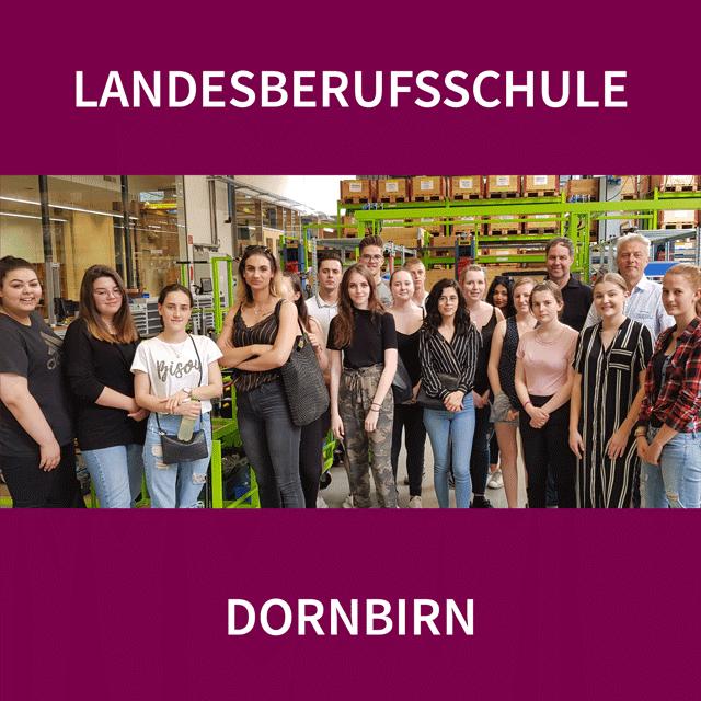 Visita didattica per il Technical College di Dornbirn